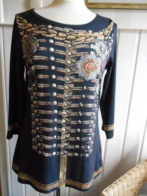 Trendiges Shirt im Military Style NEU
