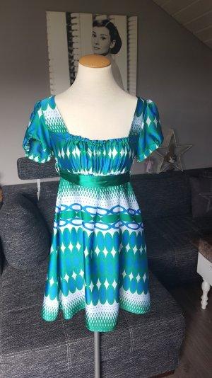 Trendiges Zara Kleid Gr M - Sechsiger Jahre Style Sixties