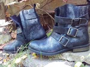 Trendsetter S.Oliver Boots aus Leder