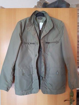 trendstarke Jacke, wasserabweisend, atmungsaktiv, oversized D L/XL