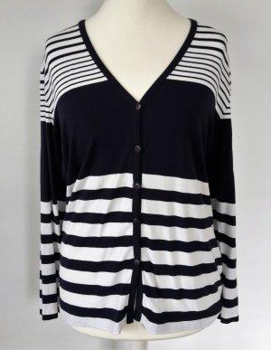 Trendstarke Navi Shirtjacke von ViaAppia