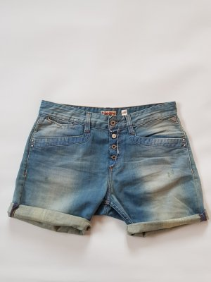Replay Denim Shorts pale blue-slate-gray