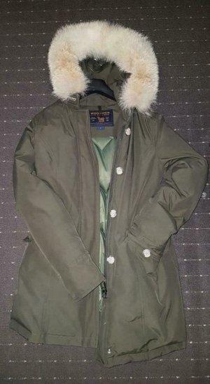 Woolrich Piumino grigio-verde