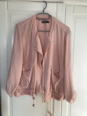 Trendy Jacke in süßer Farbe