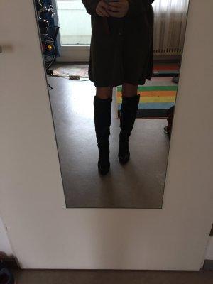 Trendy Overknee-Stiefel