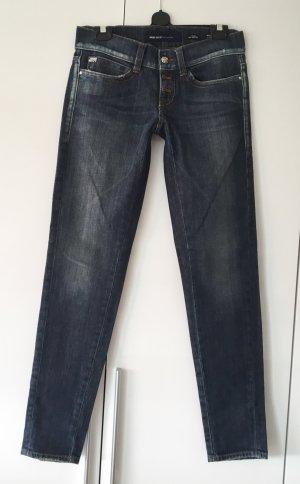 Trendy Skinny Jeans dunkelblau Nu Metal von Miss Sixty W27 L32