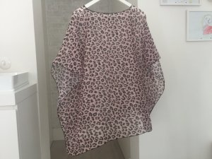 Trendy Tunika Leopardenprint