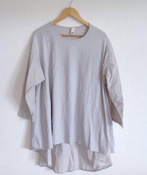 Trendy Wendy x Made in Italy Lagenlook Oversize Boxy Tunik Kleid Longshirt Urban Blogger M L