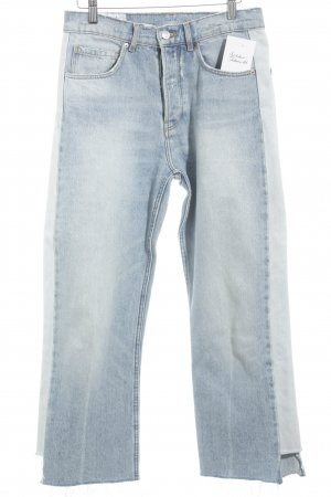 TRF Denim Boyfriendjeans himmelblau Casual-Look