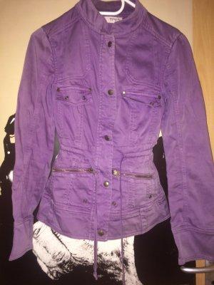 TRF Between-Seasons Jacket purple
