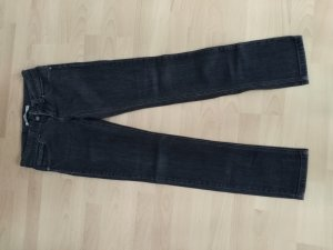 TRF Straight Leg Jeans anthracite-dark grey mixture fibre