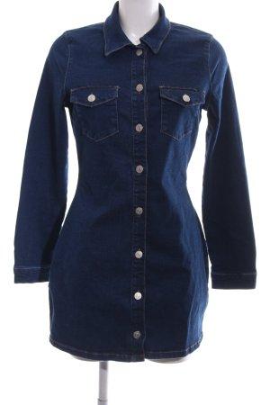 TRF Jeanskleid blau Casual-Look