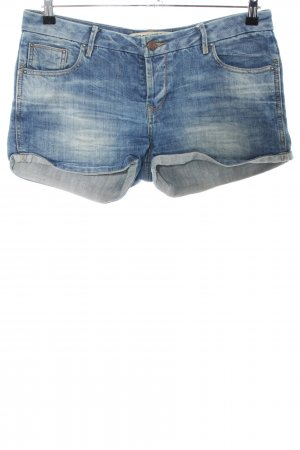 TRF Shorts blue casual look