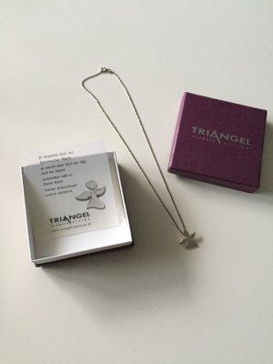 Triangel-Design Schutzengelkette