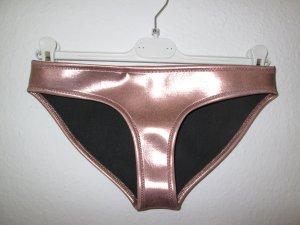 Triangl Original Bikini Höschen Metallic Bronze/Kupferfarben