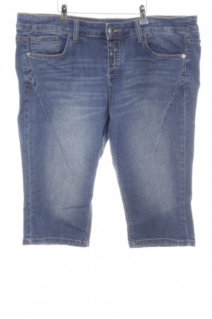 Triangle 3/4 Jeans blau Casual-Look