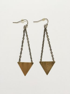 Triangle Earrings Boho-Style