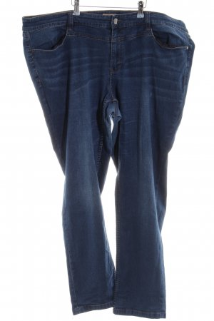 Triangle Slim Jeans blau Casual-Look