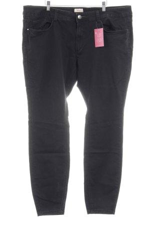Triangle Slim Jeans schwarz