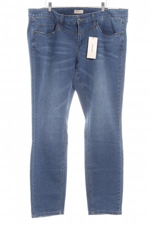 Triangle Slim Jeans stahlblau Casual-Look