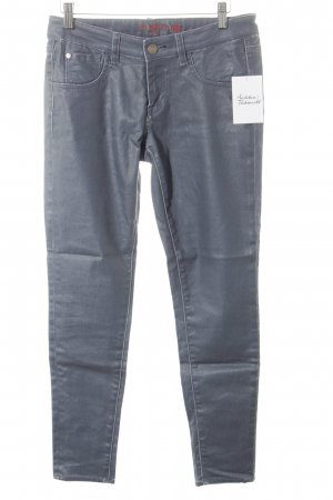 Tribeca New York Skinny Jeans graublau Casual-Look