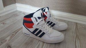 Tricolor Highcut Sneaker von Adidas