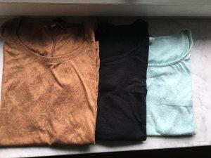 Trio - drei T-shirts