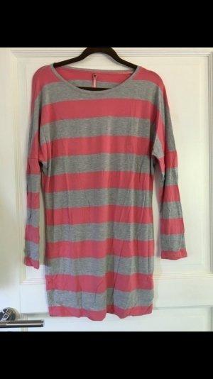Triumph Nachthemd rosa grau Streifen Gr. 38