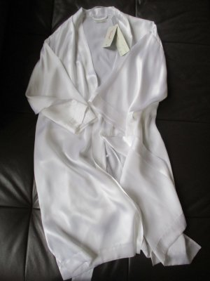 Triumph Negligé aus Seide in weiß, Größe 42, neu
