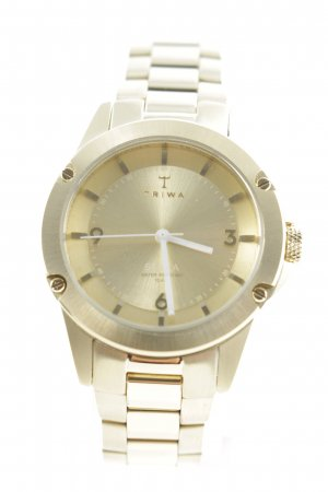 Triwa Analog Watch gold-colored elegant