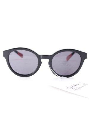 """Triwa runde Sonnenbrille """"Midnight Bonnie"""""""