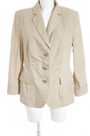 Trixi Schober Smoking-Blazer beige Business-Look