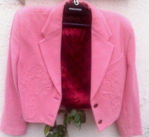 Bolero neon pink-pink