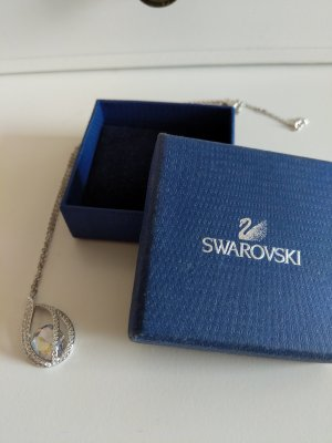 Tropfenförmige Halskette von Swarovski