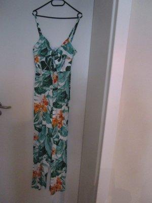 Tropical St.Tropez Einteiler find Größe M / 38 locker Cut Outs