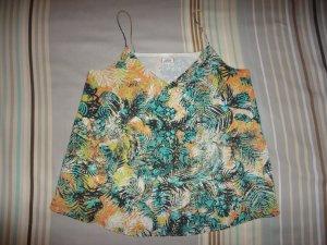 Tropische Top/Bluse