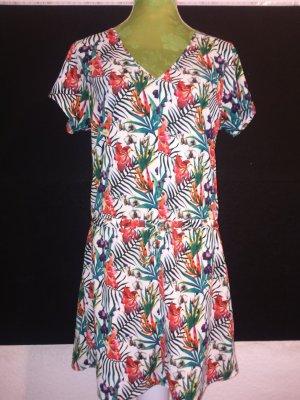 tropisches Sommerkleid