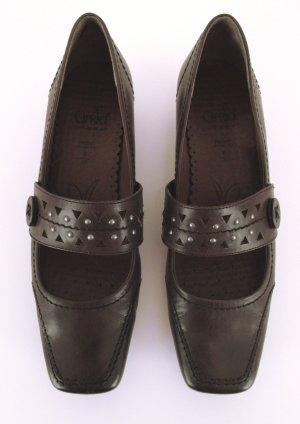 Caprice Loafers veelkleurig Leer