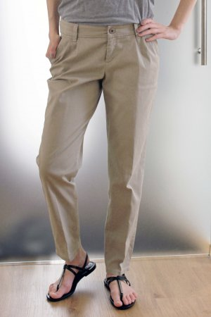 Mac Chinos oatmeal cotton