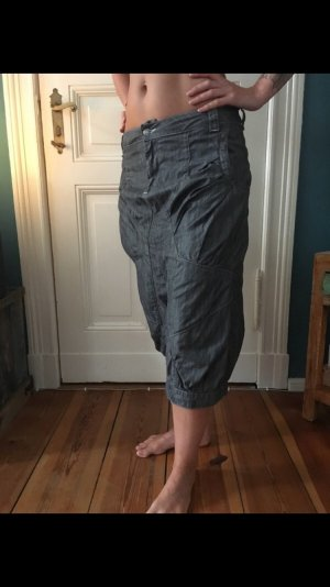 Pantalón estilo Harem gris pizarra