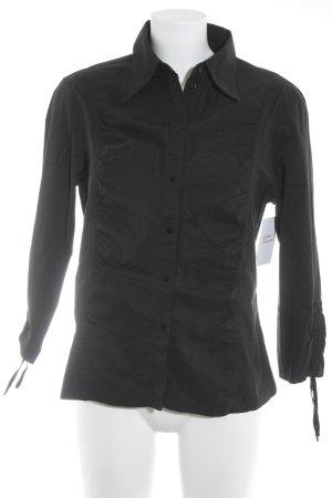 tru Hemd-Bluse schwarz Elegant