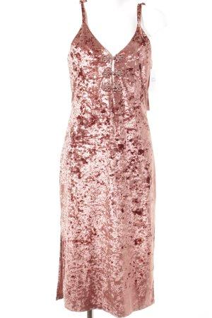 True Decadence Trägerkleid karminrot-rosa Elegant