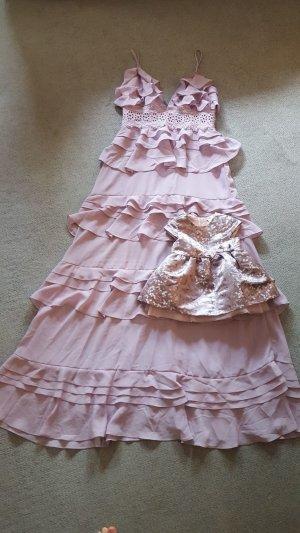 true decadence, Volantkleid, mit passendem Baby Kleid