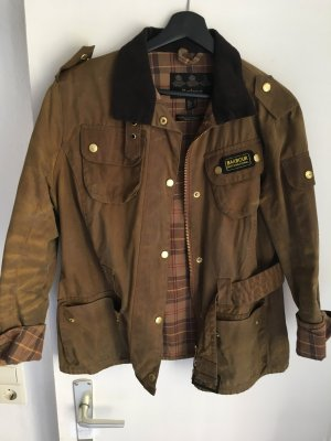 True oldschool Barbour Jacke