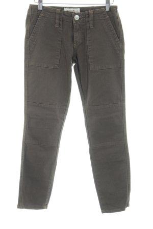True Religion Pantalone a 7/8 cachi stile casual