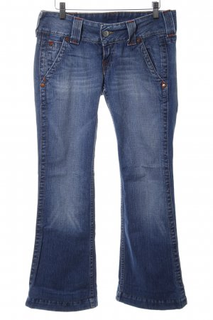 True Religion 7/8 Length Jeans blue casual look