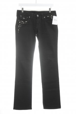 "True Religion Boot Cut Jeans ""Billy"" schwarz"