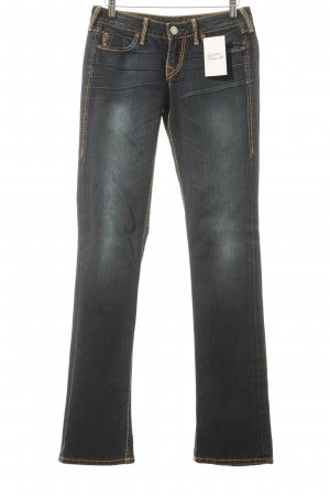 True Religion Boot Cut Jeans blau
