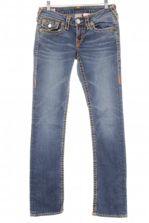 True Religion Boot Cut Jeans mehrfarbig Country-Look