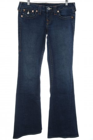 "True Religion Boot Cut Jeans ""RN#112790"" dunkelblau"